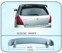 Спойлер на Suzuki Swift 2004-09г